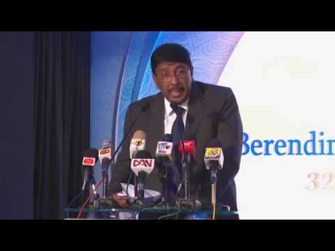 BMIC Launch: Mr. C. J. P. Siriwardana - Deputy Governor, Central Bank of Sri Lanka