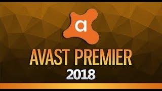 AVAST PREMIER 2018 LICENSE KEY ATÉ 2026 [ATUALIZADO]