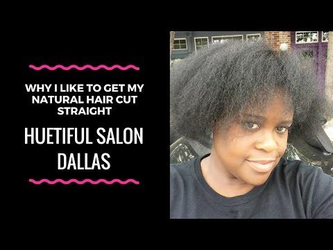 Huetiful Salon Dallas | Instagram Stories My Natural Hair Cut