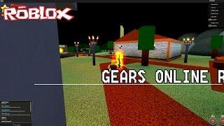 ROBLOX | John Cena Flaming Chair!! | Gears Online RPG #1 | iBeMaine
