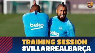 Ready for LaLiga visit to Villarreal