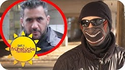 Arafat Abou-Chacker im Knast: So gut wird es ihm dort gehen! | SAT.1 Frühstücksfernsehen