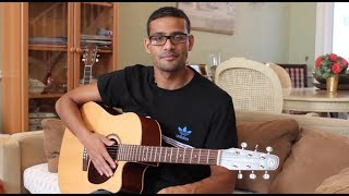 Stay With You Guitar Tutorial - John Legend (Jazzy Chords)