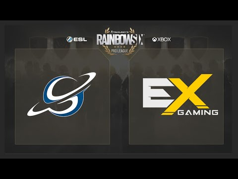 Orbit vs. eXcellence Gaming - Rainbow Six Pro League on XBOX ONE - NA - Play Day 2