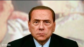 Berlusconi 1 yıl hapse mahkum edildi