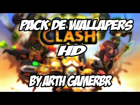 •Pack De Wallpapers HD•  •Castle Clash•