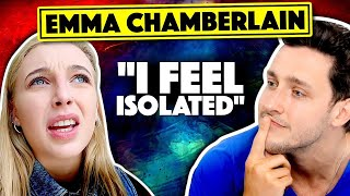 Doctor Mike and Emma Chamberlain On Why Millions Of Subscribers Don't Make You Happy