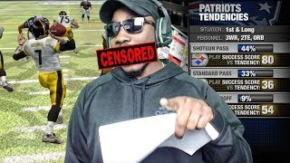 COACH QJB APPLYING FOR NFL COACH JOB! NFL Head Coach 09 Gameplay