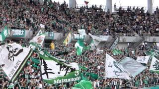 2014.06.28 ジェフ千葉 0 - 1 松本山雅FC@フクダ電子アリーナ 頂点掴も...