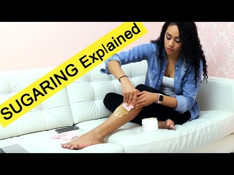 How To Do Sugaring At Home