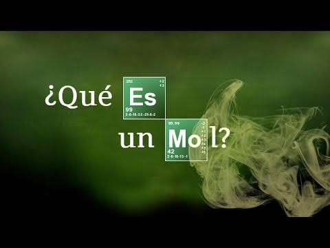 ¿QUÉ ES UN MOL? | Química Básica