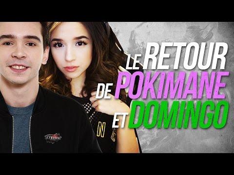 LE RETOUR DE POKIMANE !