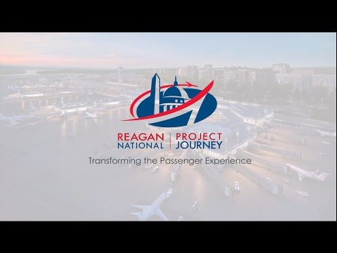 Project Journey: MWAA Makes Way for Reagan National's Transformation
