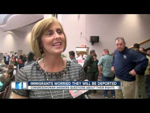 Immigrants worried they will be deported