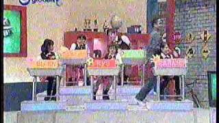 Are You Smarter than a 5th Grader Indonesia - Awan Introduction.flv