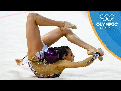 Linoy Ashram Continues to Impress the Rhythmic Gymnastics World