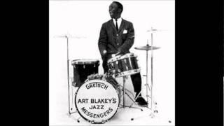 Art Blakey ~ Round Bout Midnight