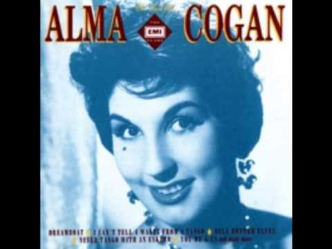Alma Cogan - I Love You Much Too Much