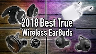 Apple Airpods VS Jaybirds Run VS Bose SoundSport Free VS ZOLO Liberty- 2018 Best Earphones