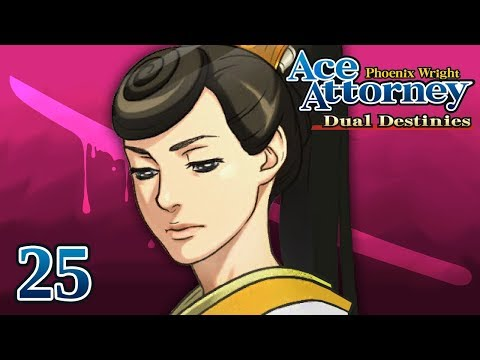 SEVEN YEARS AGO - Let's Play - Phoenix Wright: Ace Attorney: Dual Destinies - 25 - Playthrough