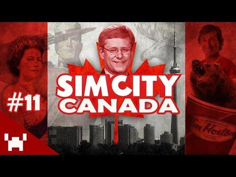 THE FUTURE OF TORONTO (SimCity: Canada - Ep. 11)
