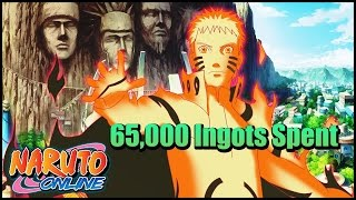 Naruto Online | After 65000 Ingots | The Aftermath