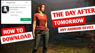 How To Download The Day After Tomorrow on Any Android Mobile