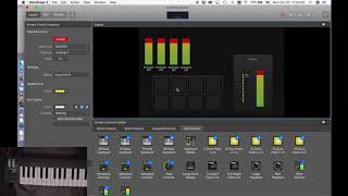 How to Play Loops and Samples in Mainstage 3: PART 1