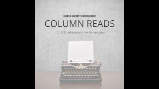 Column Read | October 10, 2021