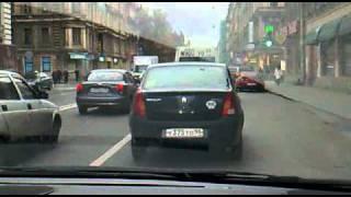 Тест Драйв Mazda CX7(дружеский)