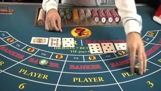 видео Играть в Baccarat Pro Series Table Game