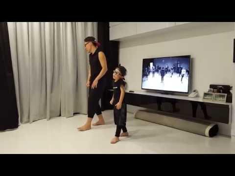 Big Bang Good Boy Dance Practice By Daddy & Son