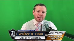 D101 Filing Basics | 10 What is a 1696 form for SSA disability benefits? SSDI SSI Attorney Walter Hn