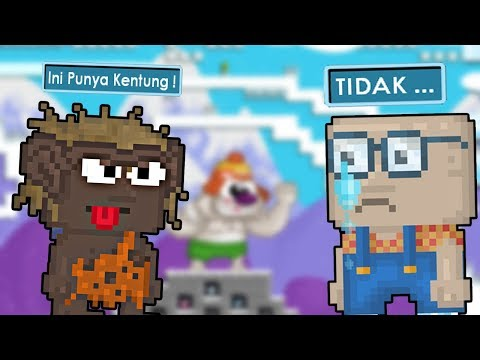 download KENTUNG Si PERAMPOK !!! - GROWTOPIA INDONESIA