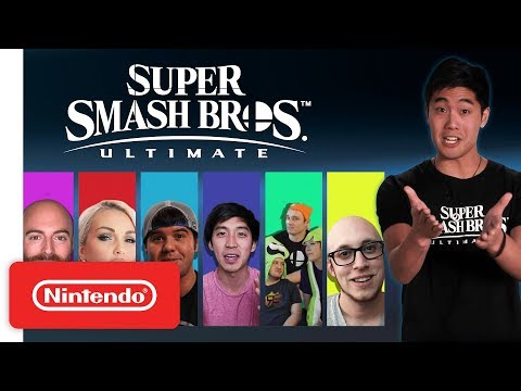 Super Smash Bros. Ultimate: Smash Up Video thumbnail