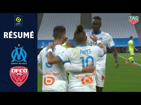 Marseille Dijon Goals And Highlights