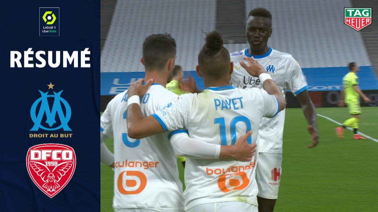 Download OLYMPIQUE DE MARSEILLE - DIJON FCO (2 - 0) - Résumé - (OM - DFCO) / 2020-2021