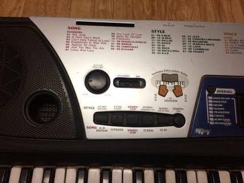 yamaha ez 150 keyboard youtube rh youtube com yamaha ez-150 instruction manual Yamaha EZ 150 YouTube