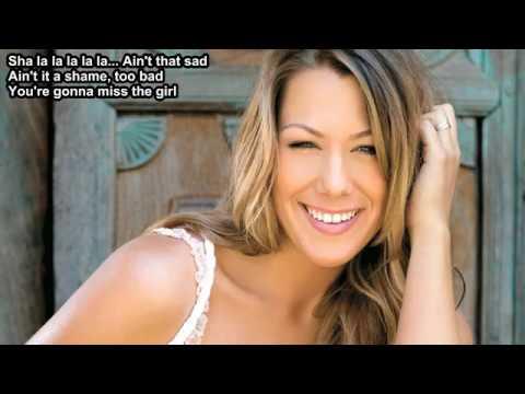 Kiss The Girl - Colbie Caillat (Lyrics)