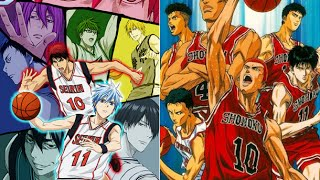 Slam Dunk X KNB!! Full Match (Shouhoku vs Seirin)