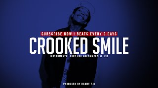 """Crooked Smile"" - Sad Trap  Inspiring (Wiz Khalifa) Instrumental (Prod: Danny E.B)"