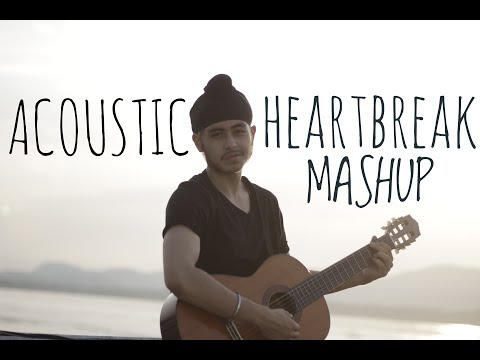 Heartbreak Bollywood Mashup  Acoustic Singh