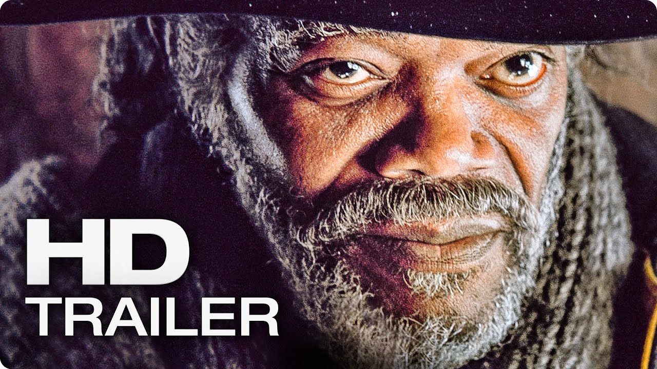 The Hateful 8 Trailer Deutsch