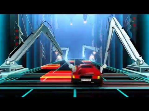 Neon Drive - Steam Trailer (PC/Mac)