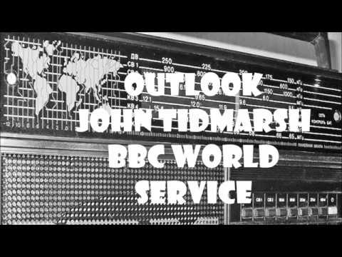BBC World Service radio - OUTLOOK with John Tidmarsh - English Language in World 1995
