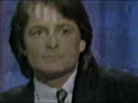 The Arsenio Hall Show - Michael J. Fox (Back to the Future III) - 1990