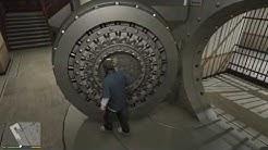 GTA 5 Bank ausrauben