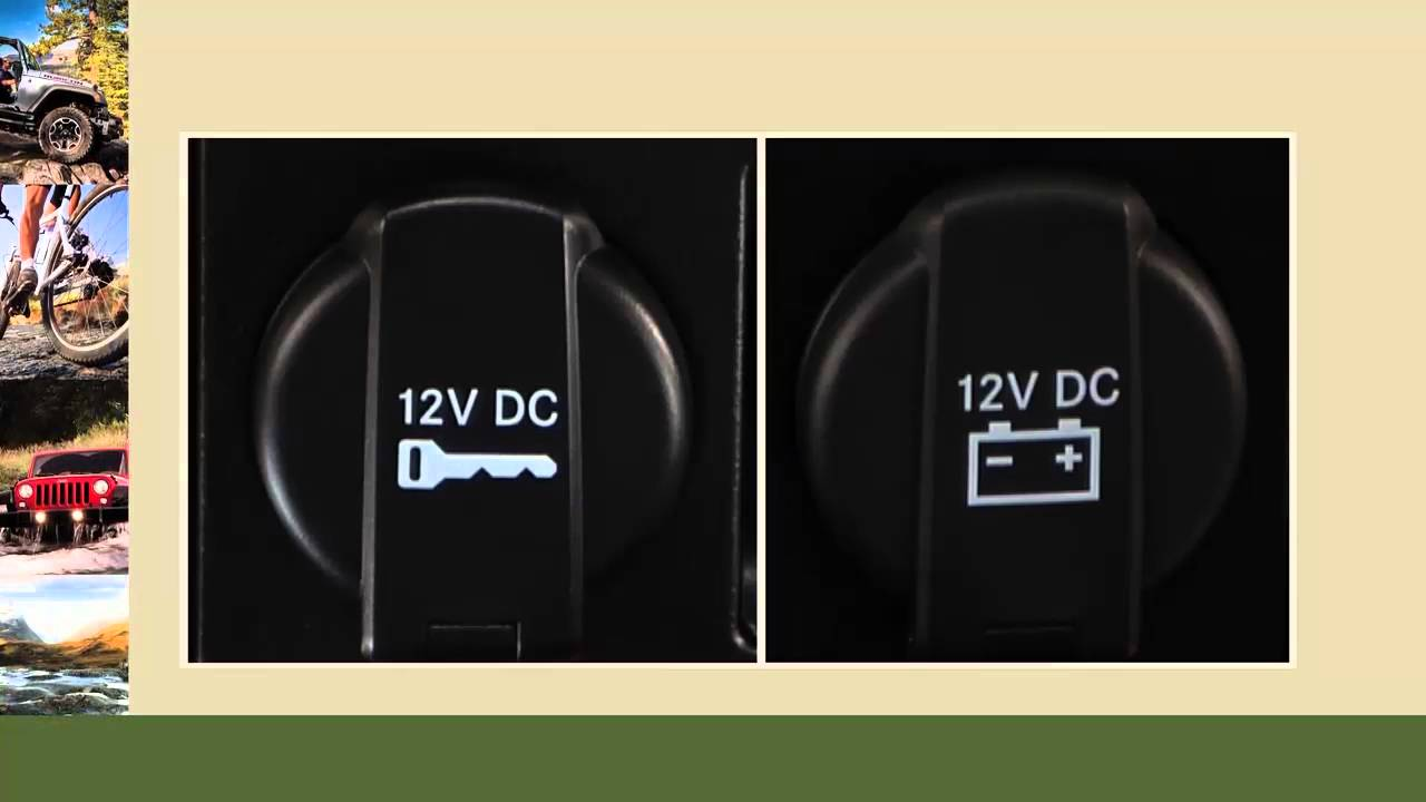 2016 jeep wrangler electrical power outlets [ 1280 x 720 Pixel ]