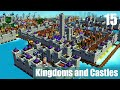 NORTHUMBRIA REACHES THE PEAK OF HER POWER! Kingdoms and Castles Gameplay (PART 15)