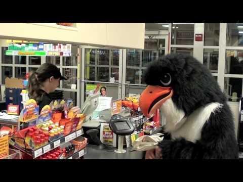 Pennsbury HIgh School Falcon Mascot